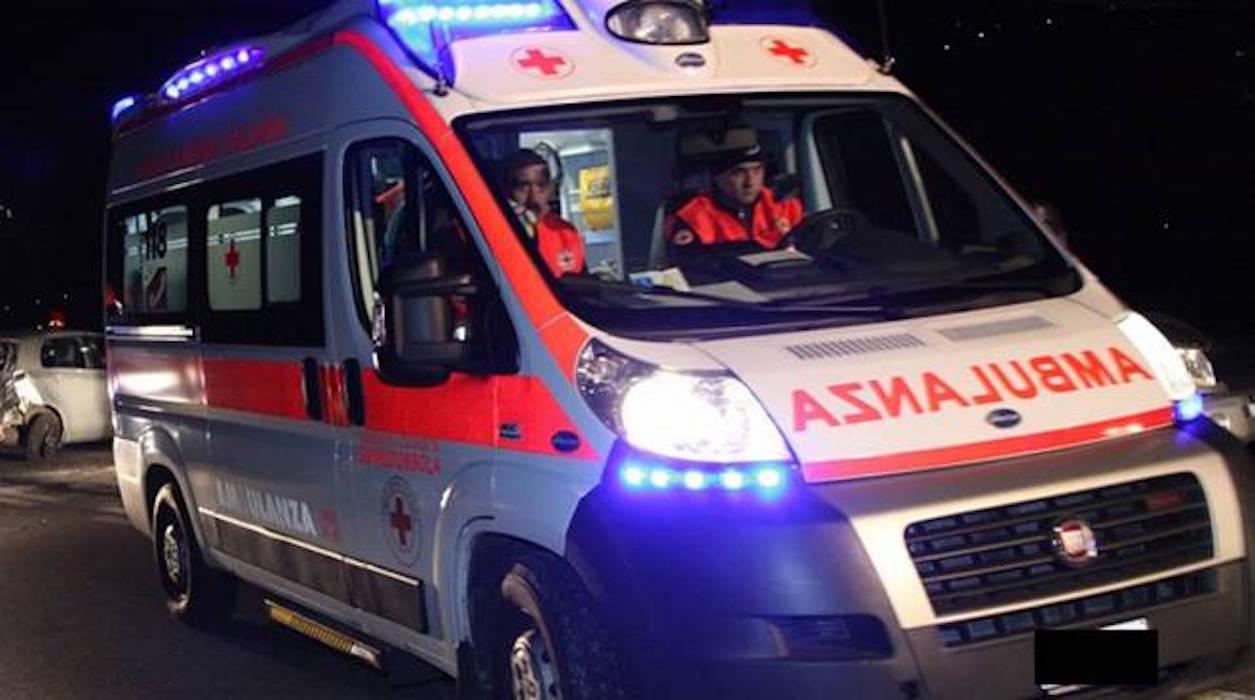 incidente firenze tir ambulanza